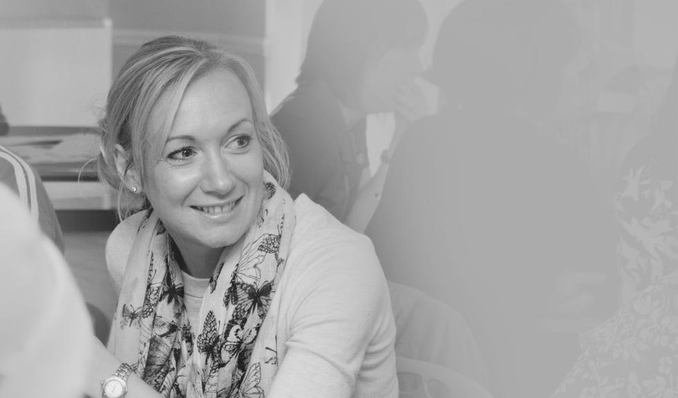 Janine Cherrington, head of service, Transition2